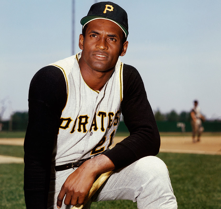a biography of roberto clemente walker a track and field athlete