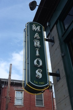Mario's Southside Saloon Pittsburgh